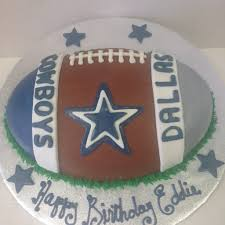 dallas cowboys custom cakes that u0027s the cake bakery