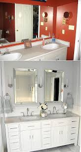 Bathroom Makeover Company - best 25 bathroom mirrors ideas on pinterest easy bathroom