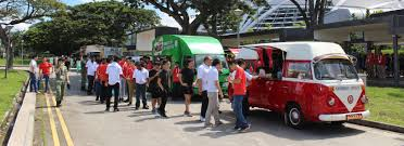 volkswagen kombi food truck vintage car rentals u0026 kombi vw van in singapore