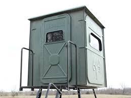 Redneck Hay Bale Blind Hunting Blinds Buckshot Adventures