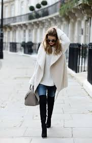 25 best white knee high boots ideas on pinterest winter fashion