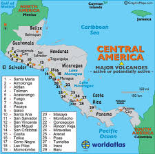 san jose map in usa central america capital cities map central america cities map