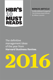 Audiobook Hbr S 10 Must by Hbr S 10 Must Reads 2016 The Definitive Management Ideas Of The