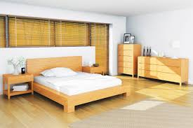 Modern Real Wood Bedroom Furniture Bedrooms Light Wood Bed Frame Queen Bedroom Furniture Solid Wood