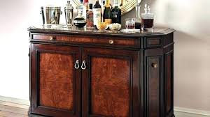 Large Bar Cabinet Mini Refrigerator Cabinet Bar Bar Cabinet With Space For Mini
