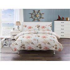 Seashell Duvet Cover Seashell Quilt Ebay