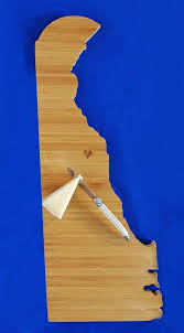 state shaped gifts delaware state cutting board s day gift easter gift