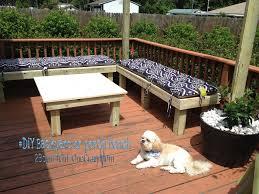 Outdoor Wooden Storage Bench Plans by Diy Outdoor Benches 123 Modern Design With Diy Garden Work Bench