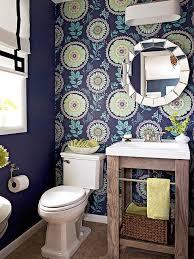 Wallpaper For Bathrooms Ideas Colors 1726 Best Color Inspiration Images On Pinterest Home Bathroom
