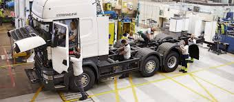 production and logistics scania group