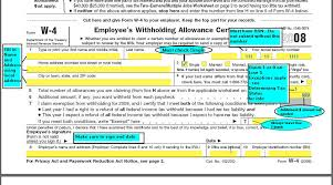 W 4 Withholding Table Tax Withholding And You How To Get More Out Of Your Paycheck
