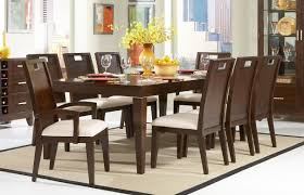 casual dining sets leather room chairs modern breakfast table and