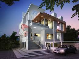 Modern Elevation by Home Design Modern Homes Exterior Exterior Waplag Ultra Modern