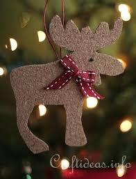 best 25 reindeer ornaments ideas on
