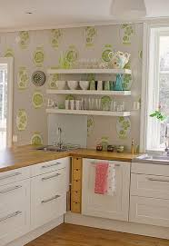 small kitchen decorating ideas modern wallpaper for small kitchens beautiful kitchen design and