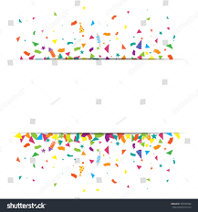 confetti firework background can be use stock vector 345695204