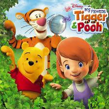 friends tigger pooh tv