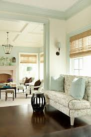 reversing the wall and trim color home decoration