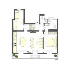 2 room flat floor plan 2 bedroom paris apartment near eiffel tower with a c paris perfect