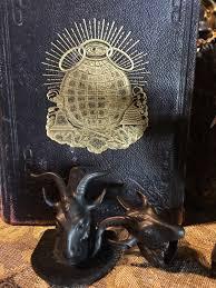 black phillip goat ring impressive sabbatic goat occult