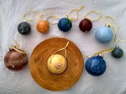diy planet ornaments d pad