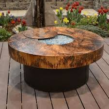 gas fire pit tables the important purchasing consideration