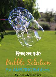 children u0027s craft idea homemade bubbles my frugal adventures