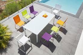 chaise et table de jardin pas cher table de jardin chaise pas cher chaise pour salon de jardin horenove