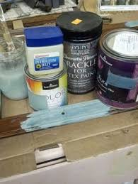 how to apply a crackle finish crackle painting how to apply and