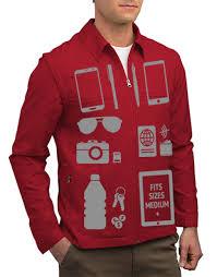 travel jacket images Men 39 s rfid travel jacket scottevest png