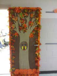 halloween door decorations for kindergarten