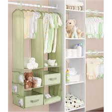 Hanging Changing Table Organizer Baby Diapers Storage Organizer Baskets Hanging Closet Bins Crib