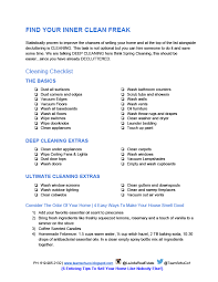 Preparing Your Home For Spring Find Your Inner Clean Freak Pt 2 Of 6 Preparing Your Home For