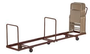 Rolling Beach Chair Cart Vertical Chair Cart Handtrucks2go Com