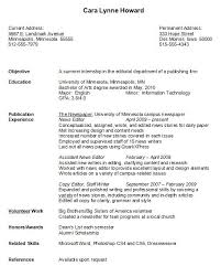Job Resume Formats by College Resume Format Haadyaooverbayresort Com