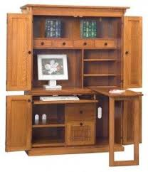 Small Corner Computer Armoire Best 25 Computer Armoire Ideas On Pinterest Craft Armoire