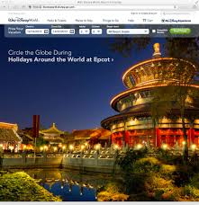 Walt Disney World New Official Walt Disney World Website Photo 1 Of 5