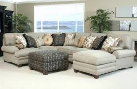 Leather And Suede Sectional Sofa Beautiful Suede Sectional Sofas 2018 Couches And Sofas Ideas