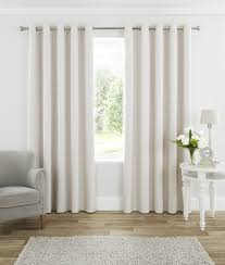 harmony blackout eyelet curtains cream curtains pinterest