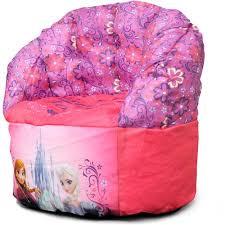 Disney Princess Armchair Disney Frozen Bean Bag Chair Walmart Com