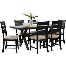 standard furniture dining room sets standard furniture braydon 7 piece dining set reviews wayfair