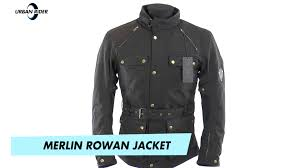 waterproof motorcycle jacket merlin rowan wax motorcycle jacket review by urban rider uk youtube