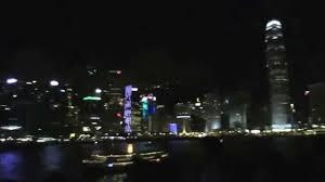hong kong light show cruise laser and light show at dragon pearl cruise hong kong youtube