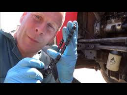 changing the oil filter on a massey ferguson 265 tractor youtube
