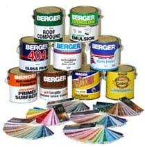 berger paints offers a rainbow of beauty a lifetime of protection
