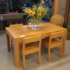 bamboo dining set with six chairs on sale impressive