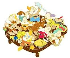 thanksgiving pins seven dwarfs thanksgiving dinner jumbo pin from our pins