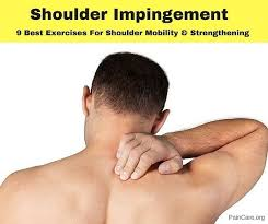 Bench Press Shoulder Impingement 184 Best Shoulder Problems Images On Pinterest Shoulder Problem