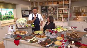 barefoot contessa dinner party make it ahead cookbook by ina garten with david venable youtube