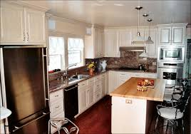 kitchen light gray kitchen cabinets black stainless appliances